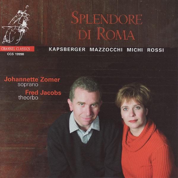 Johannette Zomer - Splendore di Roma