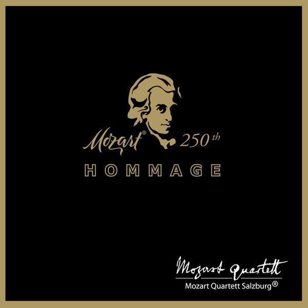 Salzburg Mozart Quartet|Mozart: Homage 250th