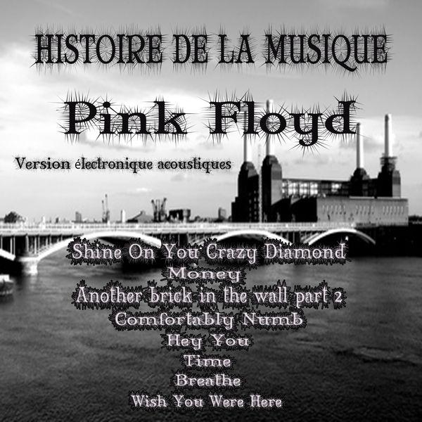 Stefano De Siena - Histoire de la musique (Pink Floyd version électronique acoustiques)