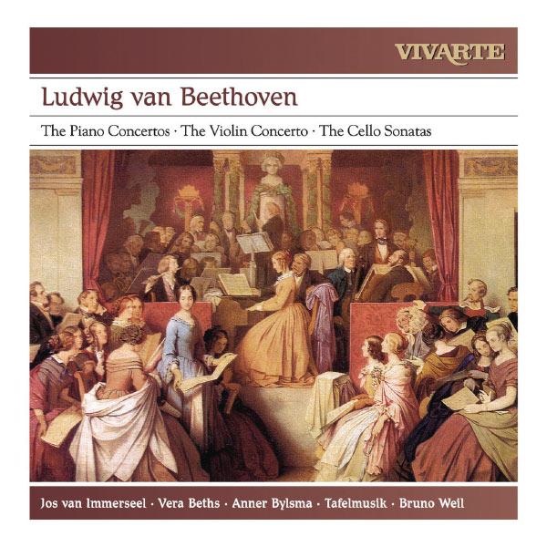 Various Artists - Beethoven: Piano and Violin Concertos & Cello Sonatas