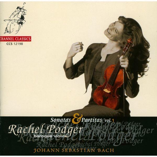 Rachel Podger - Sonatas & Partitas for Violin Solo