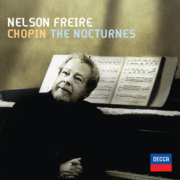 Nelson Freire - Chopin : Les Nocturnes (Intégrale)