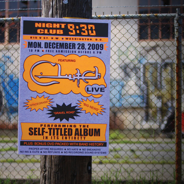 Clutch - Live at the 9:30 (Deluxe Version)