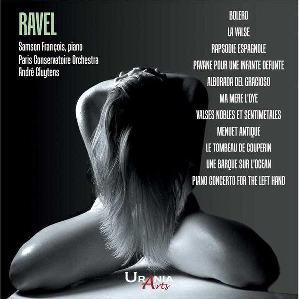 Orchestre de la Société des Concerts du Conservatoire - Ravel: Orchestral Works
