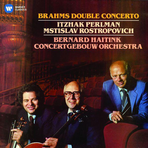 Mstislav Rostropovich - Brahms: Double Concerto