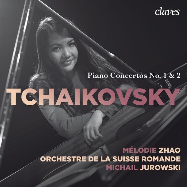 Peter Ilych Tchaikovsky - Tchaikovsky, Piano Concertos No. 1 & 2