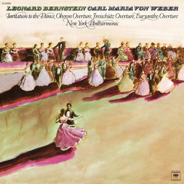 Leonard Bernstein - Bernstein Conducts Carl Maria von Weber ((Remastered))