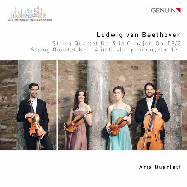 Aris Quartett - Beethoven: String Quartets Nos. 9 & 14