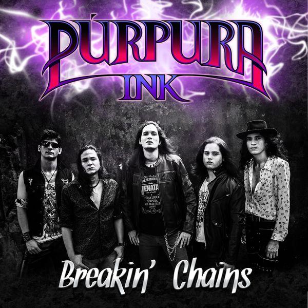 Púrpura Ink - Breakin' Chains