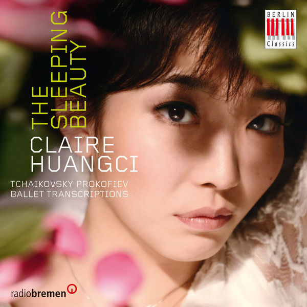 Claire Huangci - The Sleeping Beauty (Tchaikovsky Prokofiev Ballet Transcriptions)