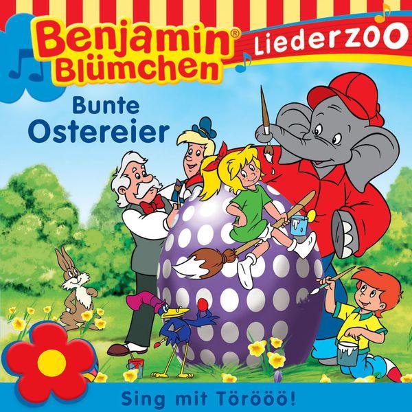 Benjamin Blümchen - Benjamin Blümchen Liederzoo: Bunte Ostereier