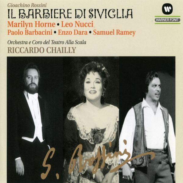 Riccardo Chailly - Il Barbiere Di Siviglia