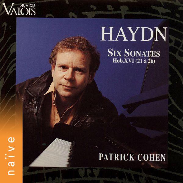 Patrick Cohen - Haydn: Six sonates