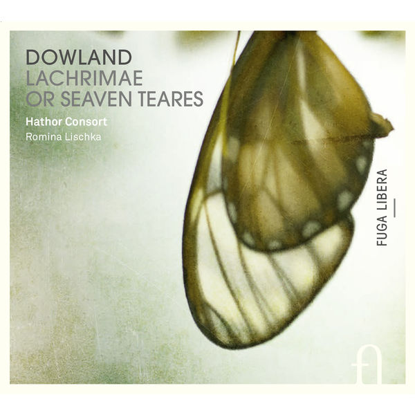 Romina Lischka - Dowland: Lachrimae or Seaven Teares