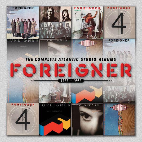 Foreigner|The Complete Atlantic Studio Albums 1977 - 1991