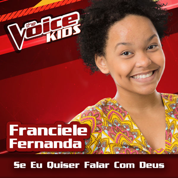 Franciele Fernanda - Se Eu Quiser Falar Com Deus
