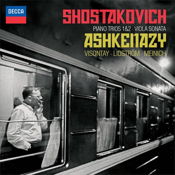 Vladimir Ashkenazy - Shostakovich: Trios Nos. 1 & 2, Viola Sonata