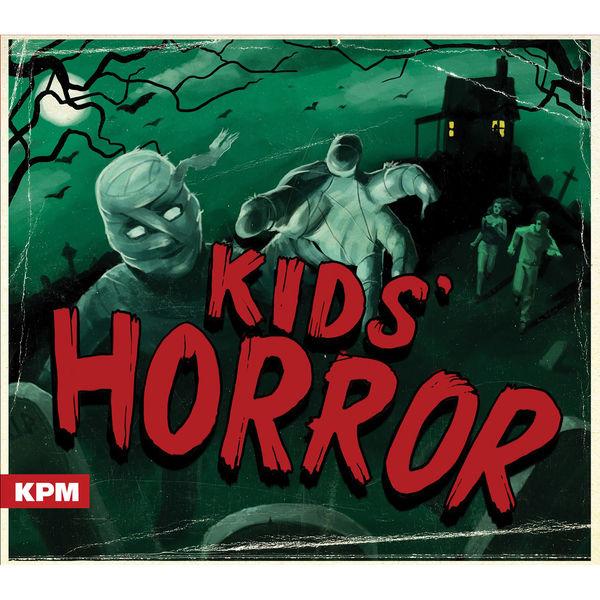 Richard Jacques - Kids' Horror