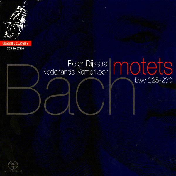 Paolo Giacometti - Bach: Six Motets
