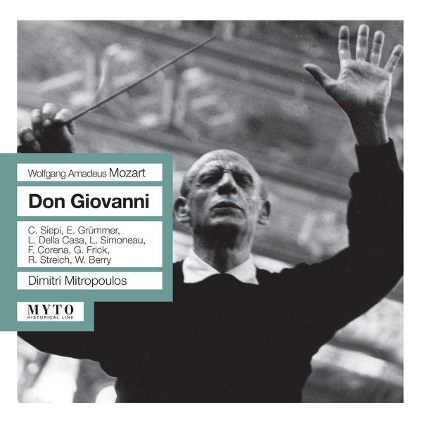 Dimitri Mitropoulos - Don Giovanni (Intégrale)
