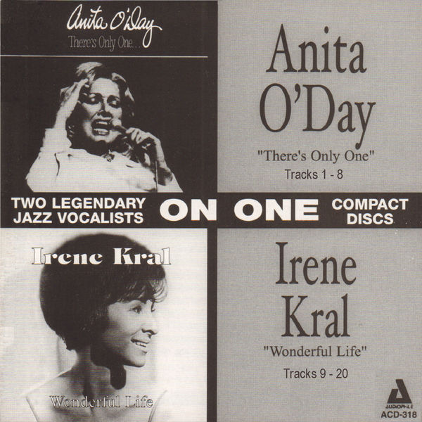 Anita O'Day - There's Only One / Wonderful Life