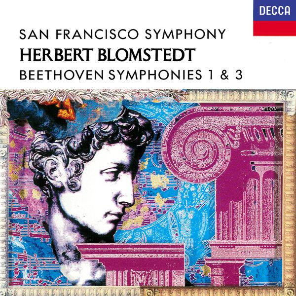 Album Beethoven: Symphonies Nos  1 & 3 , Ludwig van