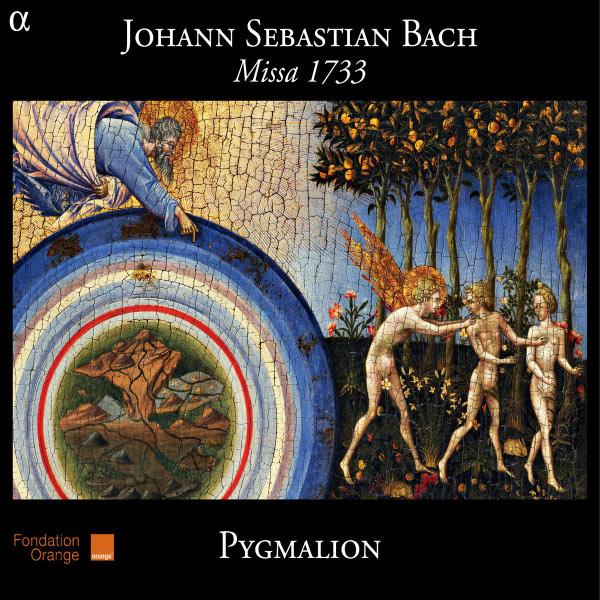 Ensemble Pygmalion - Bach: Missa 1733