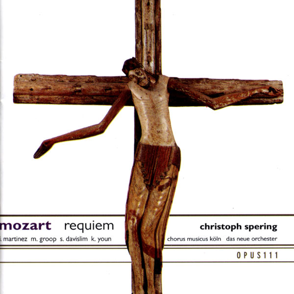 Christoph Spering - Mozart: Requiem