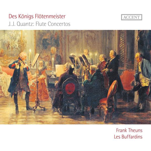 Frank Theuns - Concertos pour flûte