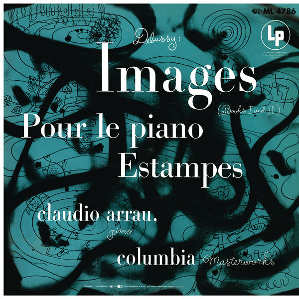 Claudio Arrau - Claudio Arrau Plays Debussy