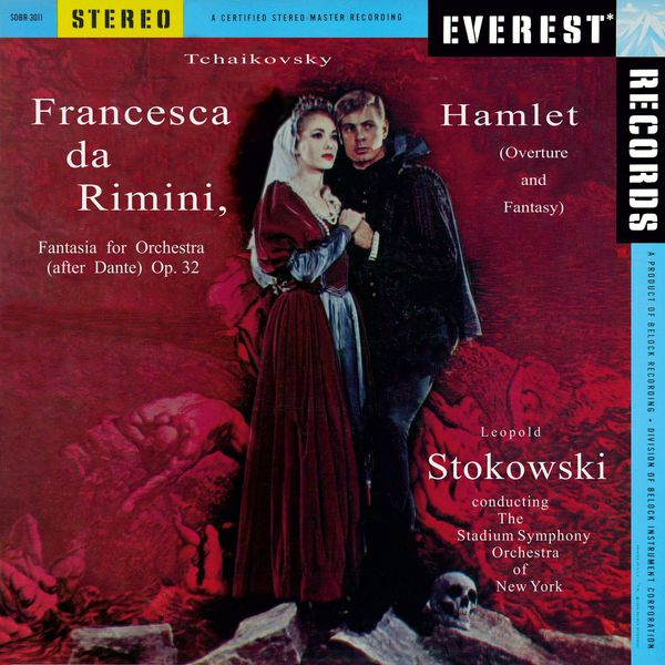 Stadium Symphony Orchestra Of New York - Tchaikovsky: Francesca da Rimini, Op. 32 & Hamlet, Op. 67