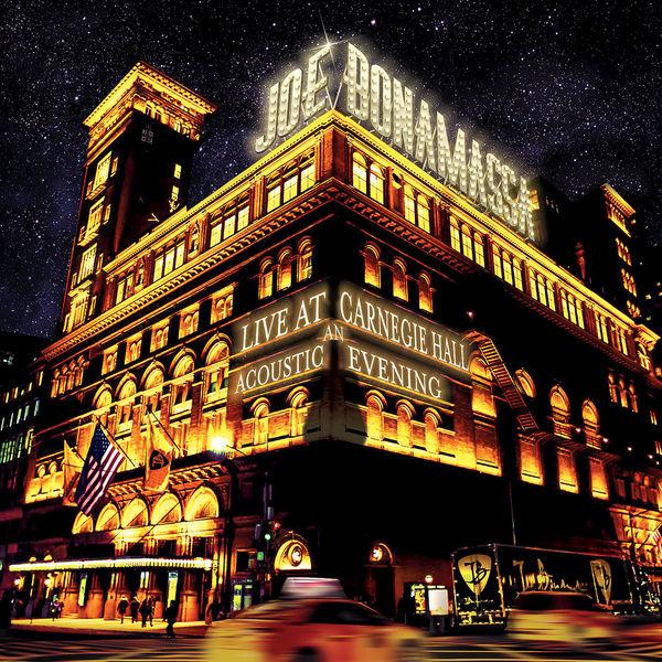 Joe Bonamassa - Live at Carnegie Hall - An Acoustic Evening