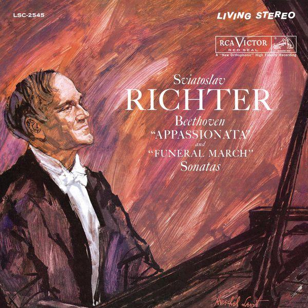 Sviatoslav Richter - Beethoven: Piano Sonatas Nos. 23 & 12
