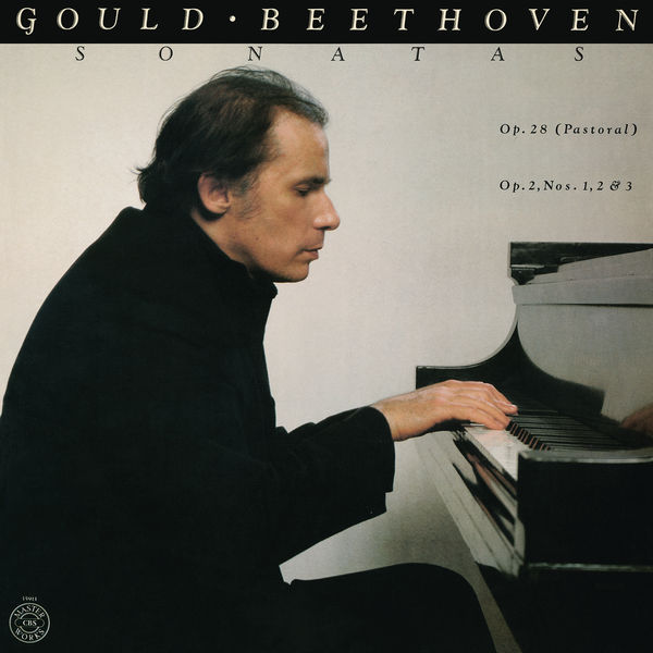 "Glenn Gould - Beethoven: Piano Sonatas Nos. 1-3, Op. 2 & No. 15, Op. 28 ""Pastorale"" - Gould Remastered"