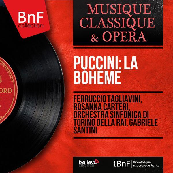 Ferruccio Tagliavini - Puccini: La bohème (Mono Version)
