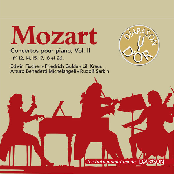Various Artists - Mozart: Concertos pour piano 12, 14, 15, 17, 18, 26