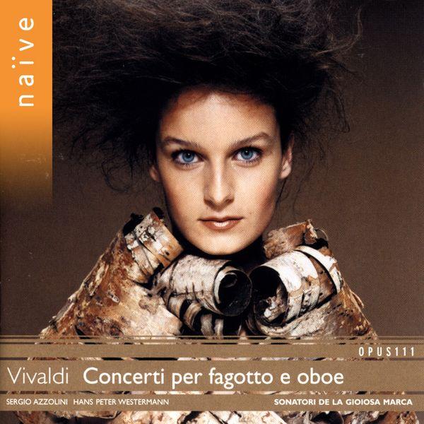 Sergio Azzolini - Vivaldi: Concerti per fagotto e oboe
