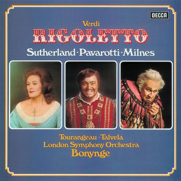 Luciano Pavarotti - Verdi: Rigoletto