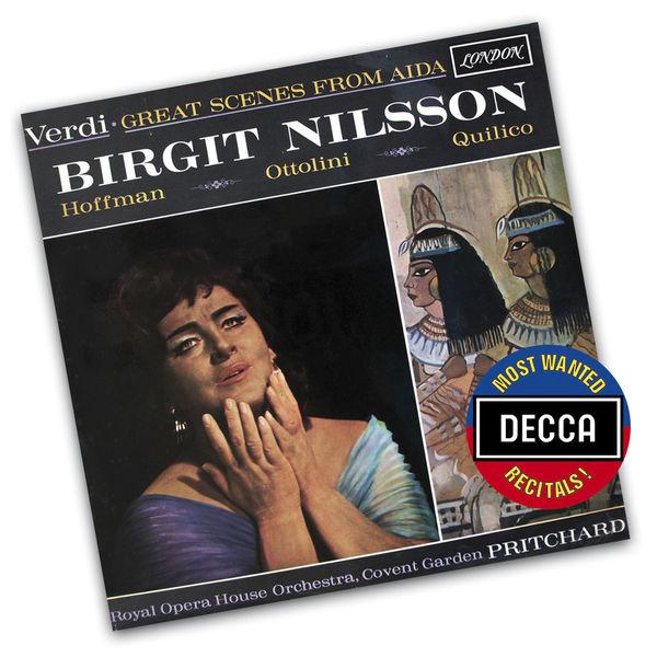 Birgit Nilsson - Verdi: Great Scenes From Aida