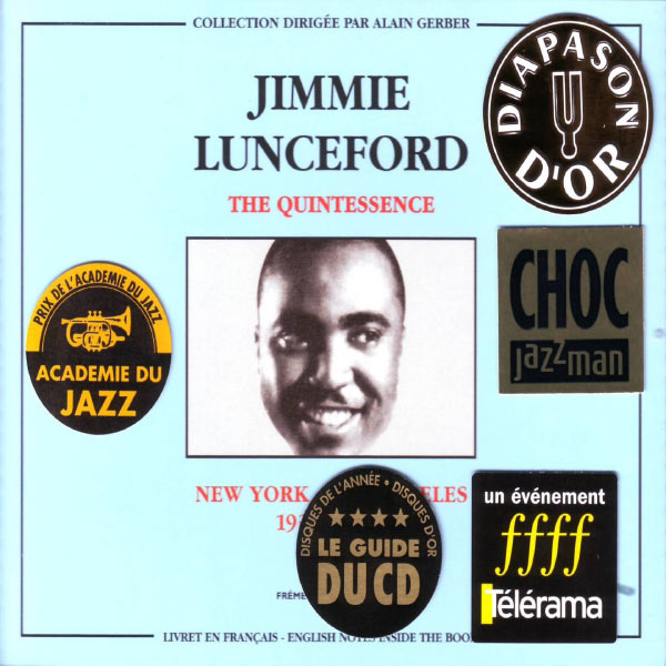 Jimmie Lunceford - The Quintessence / Jimmie Lunceford