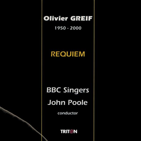 Olivier Greif - Olivier Greif: Requiem