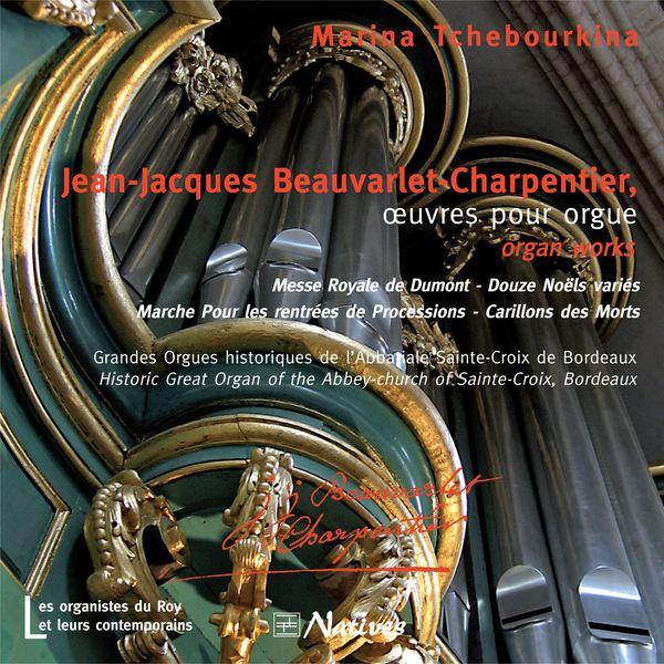 Marina Tchebourkina - Œuvres pour orgue