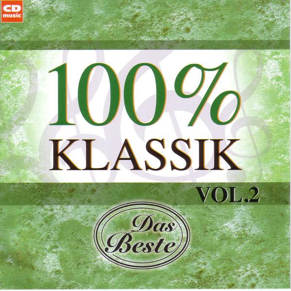 Das Große Klassik Orchester - 100% Klassik Vol. 2