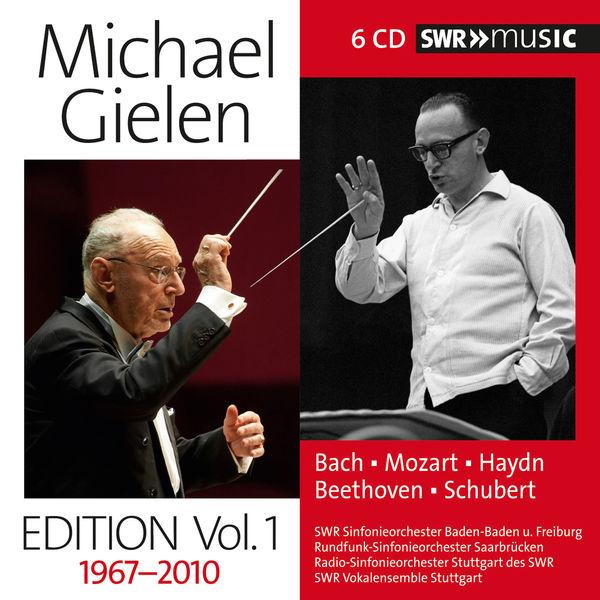 Michael Gielen - Michael Gielen Edition, Vol. 1 (1967-2010)