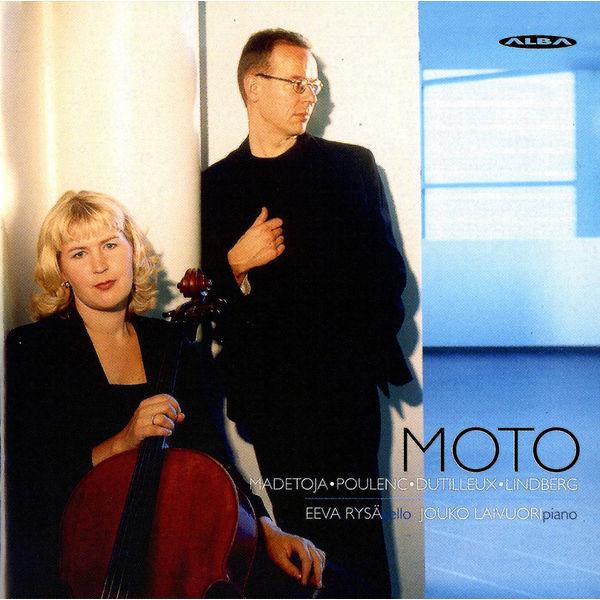 Jouko Laivuori - Madetoja - Poulenc - Dutilleux - Lindberg: Chamber and Solo Music for Cello