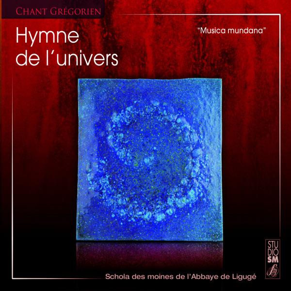 """Choeur Des Moines De L'Abbaye De Ligugé - Hymne de l'univers """"Musica mundana"""""""