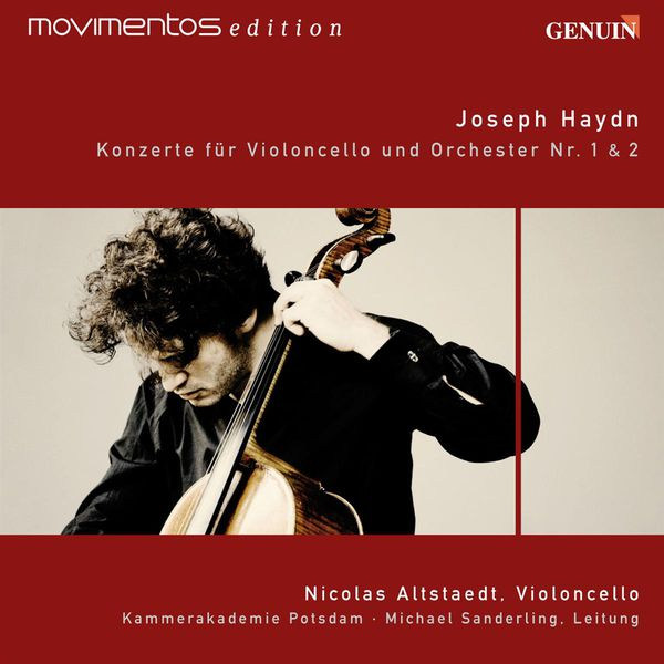 Nicolas Altstaedt - Haydn: Cello Concertos Nos. 1 & 2