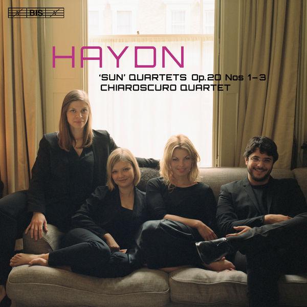 Chiaroscuro Quartet - Haydn: String Quartets, Op. 20 Nos. 1-3