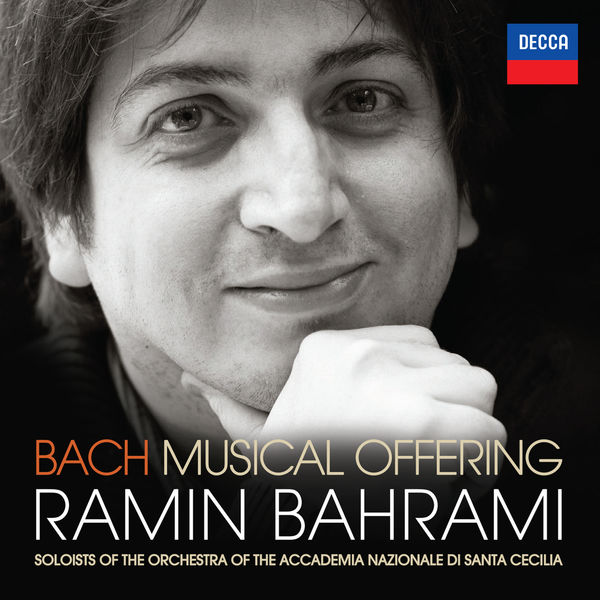 Ramin Bahrami - Musical Offering