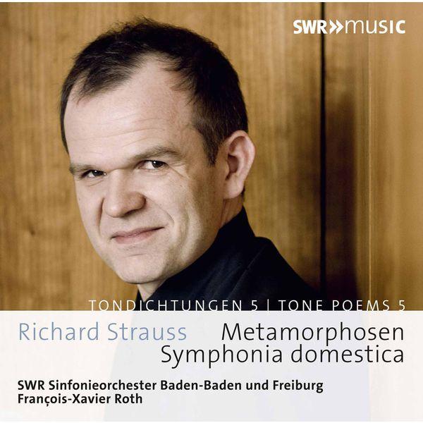 SWR Sinfonieorchester Baden-Baden und Freiburg - R. Strauss: Tone Poems, Vol. 5